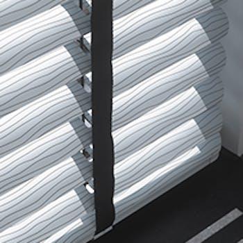 Aluminium jaloezie 70mm | Luxaflex®